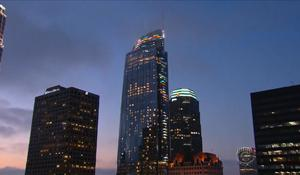 Tallest building west of the Mississippi opens in L.A.