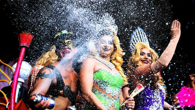 Gay Pride Parades around the universe