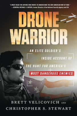 """Drone Warrior"" author on what it's like to hunt a terrorist"