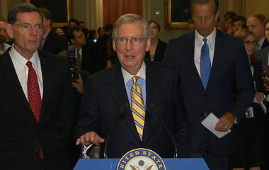 Senate Republican leaders making changes to health care plan