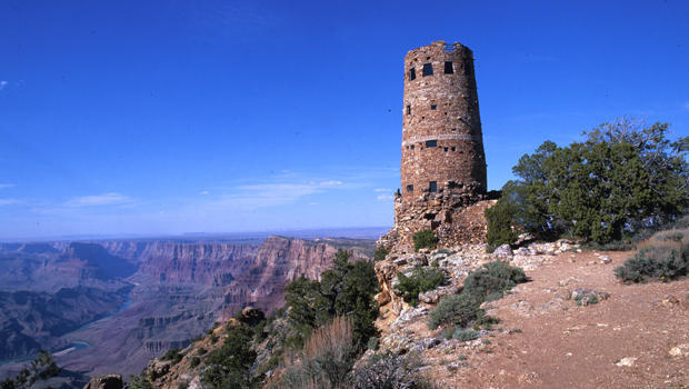 盛大峡谷 - 玛丽犁刀沙漠 - 视图 - 手表塔-LOC-620.jpg