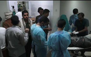 Yemen's civil war fuels cholera outbreak