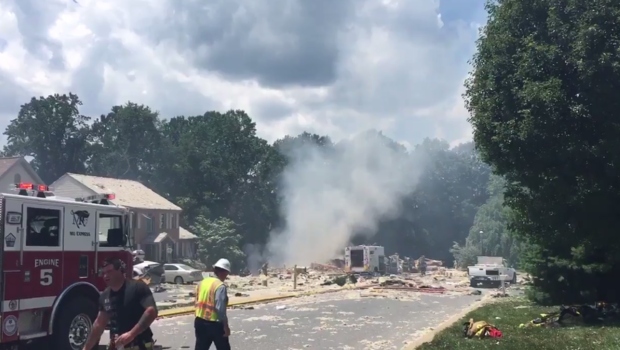 NTSB heading investigation into fatal natural gas explosion