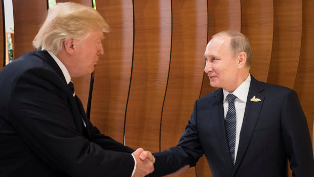 Trump, Putin had previously undisclosed hourlong talk during G-20 summit