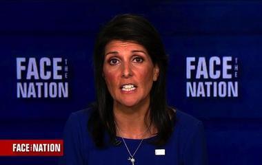 Nikki Haley explains Ivanka Trump's G-20 appearance