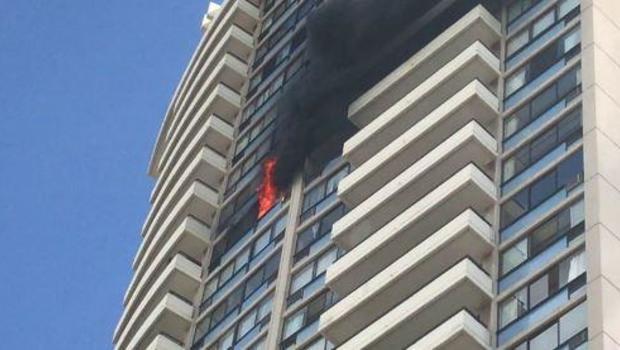 Several dead in Hawaii high-rise apartment fire – CBS News