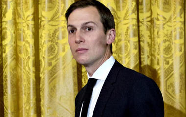 Jared Kushner under fire for role in Russia meeting