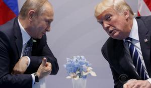 White House, Kremlin defend Trump-Putin dinner chat