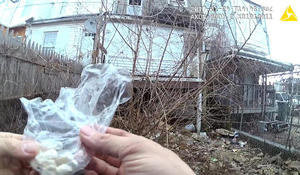 Baltimore police investigate video appearing to show cop planting evidence