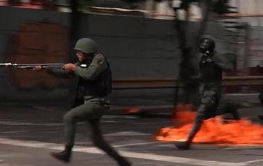 Venezuelan election sparks deadly riots