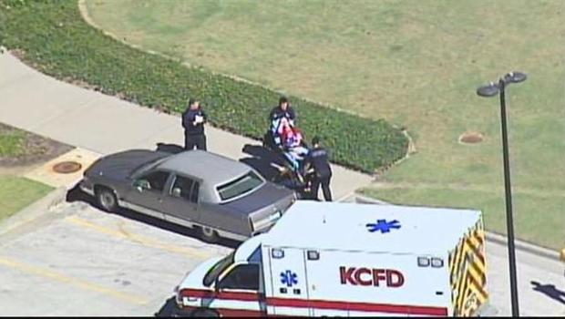 Suspicious package sickens 10 people at IRS building, officials report