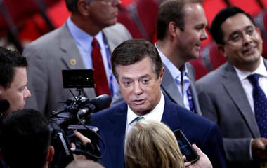 FBI agents raided home of Paul Manafort