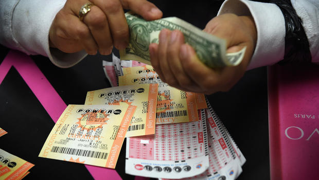 Powerball Winning Numbers Announced For 307 Million Jackpot Cbs News
