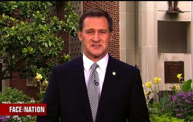 """Charlottesville mayor says President Trump """"should look in the mirror"""""""