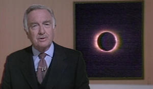 Watch Walter Cronkite report on solar eclipse in 1979