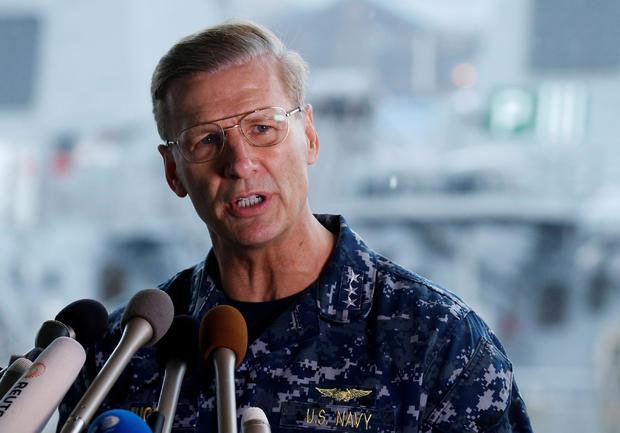海军上将约瑟夫奥科金