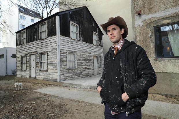 美国艺术家将罗莎公园之家带到柏林