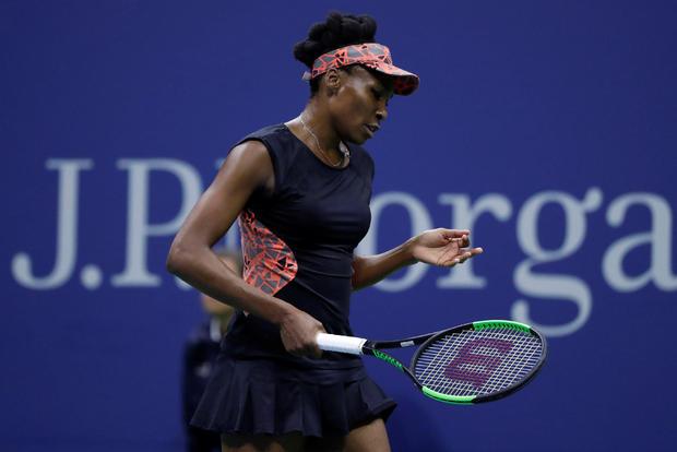 网球 - 美国公开赛