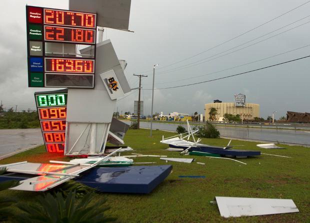 DOMINICANREP飓风玛丽亚