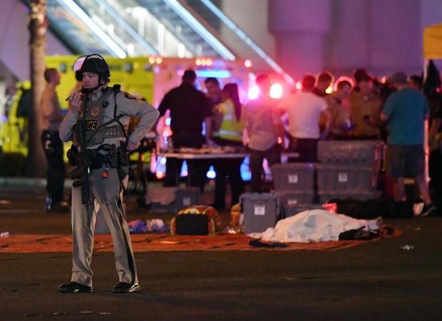 Las Vegas music festival shooting