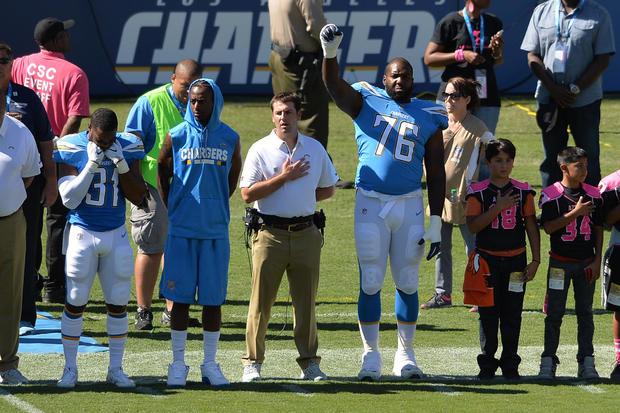 NFL:洛杉矶闪电队的丹佛野马队