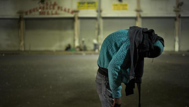 Homeless crisis on the West Coast