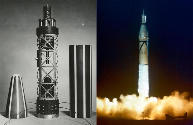 探险家-1卫星的仪器和推出-大学的爱荷华州的库-NASA-620.jpg