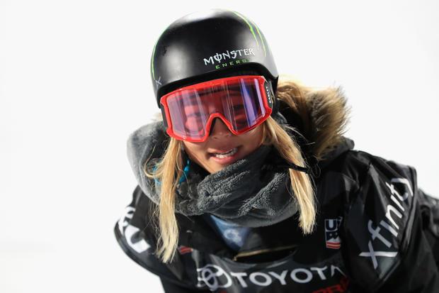 2018  Visa U.S. Freeskiing Grand Prix - Chloe Kim