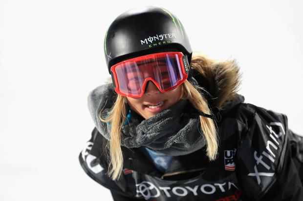 2018年签证美国Freeskiing大奖赛 -  Chloe Kim