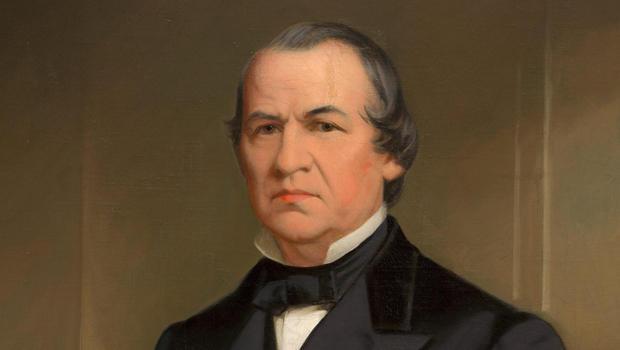 总统肖像的,安德鲁 - 约翰逊的华盛顿-B-库珀NPG-620.jpg