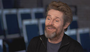 Willem Dafoe: The actor's quest for challenges