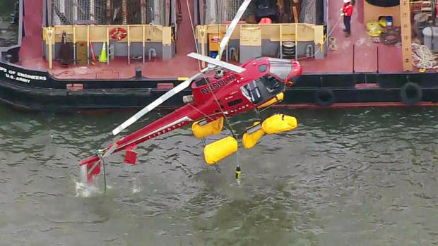 new york city helicopter crash