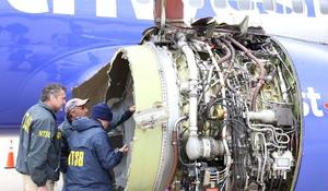 Deadly Southwest engine failure prompts new questions about prior actions