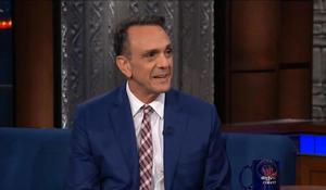 "Actor Hank Azari talks ""Apu"" controversy with Colbert"