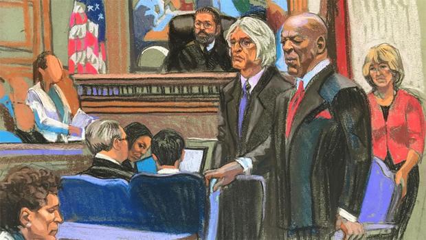 比尔 - 考斯比,法庭素描按艺术家克里斯汀 - 康奈尔620.jpg