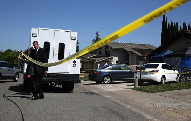 Sacaramento DA就金州杀手案件发表重要声明