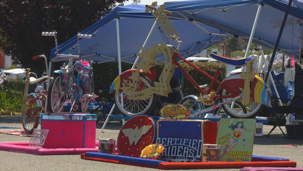 LOWRIDER  - 自行车 - 河边,CA-竞争620.jpg