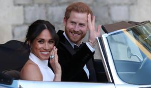 Tina Brown on royal wedding's modern twists