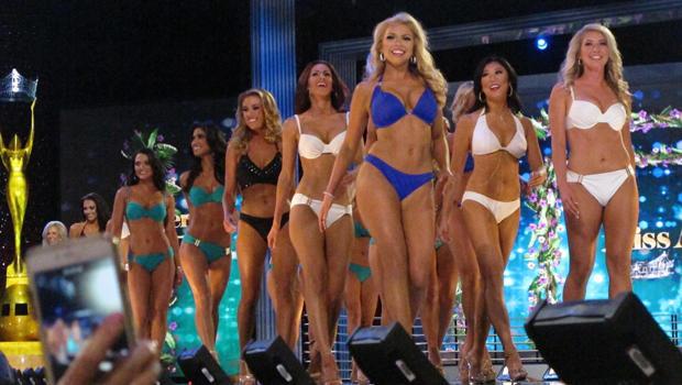 美国小姐预赛