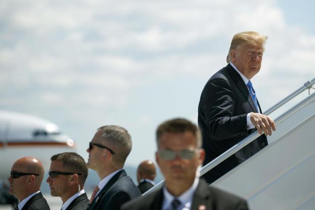 特朗普G7峰会