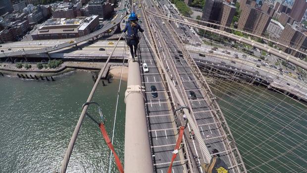 NYPD-ESU缩放布鲁克林桥 -  620.jpg