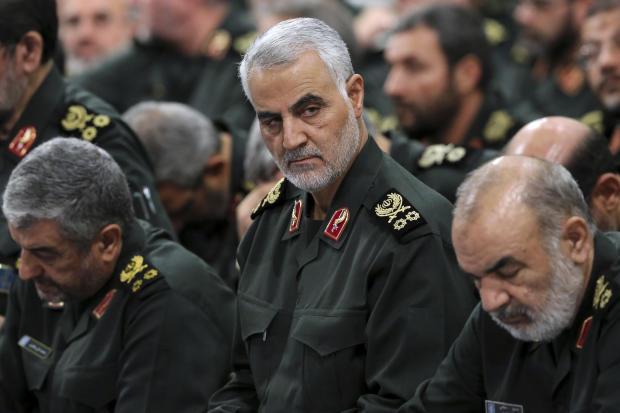 美联社解释伊朗革命卫队