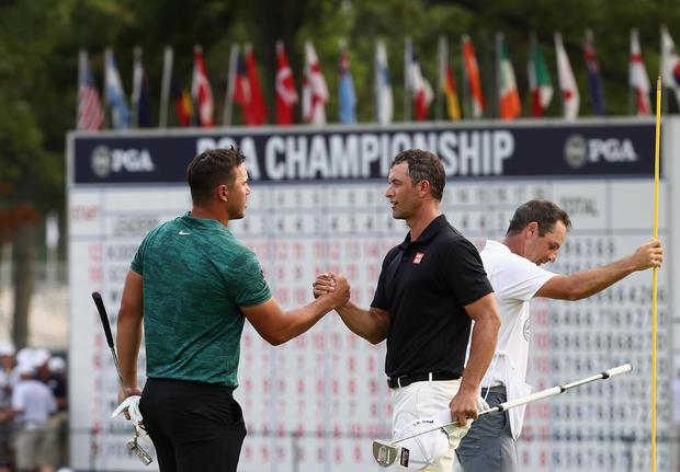 Brooks Koepka  -  PGA锦标赛 - 决赛