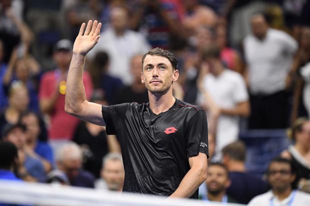 网球:美国公开赛