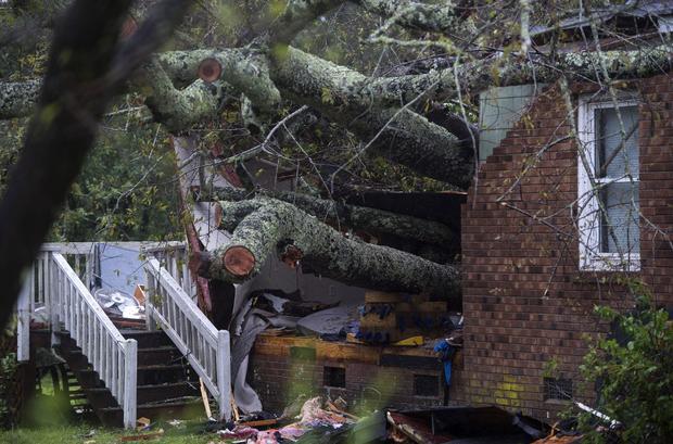 美国天气环境飓风死亡