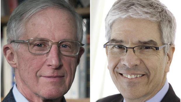 cbsn融合,二,美国人赢即诺贝尔奖的,在经济学,缩略图1677786-640x360.jpg