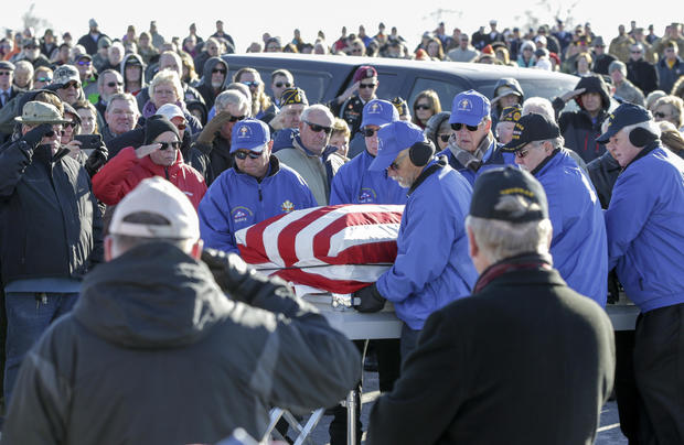 退伍军人葬礼