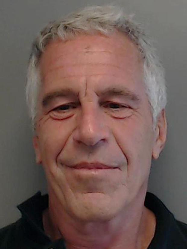 佛罗里达州执法部门杰弗里爱泼斯坦的照片