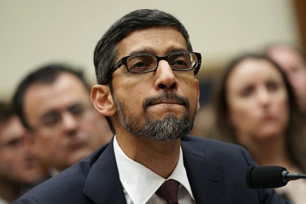 谷歌首席执行官桑达皮采