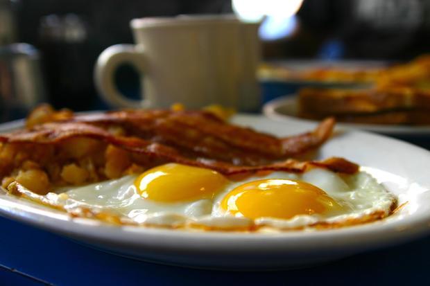 培根和鸡蛋